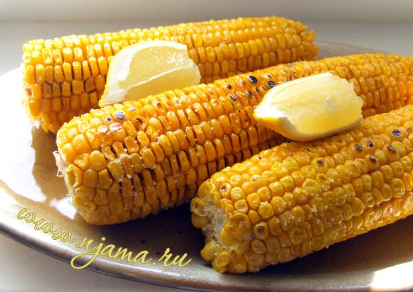 Острая кукуруза по-мексикански