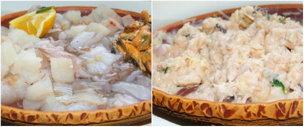 готовим морепродукты